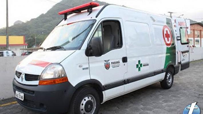Ambulância - Prefeitura deve providenciar documentos necessários para firmar o convênio para cessão de uso do veículo.