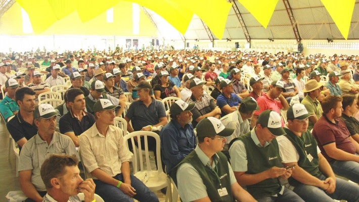 Nos dois dias, evento reuniu aproximadamente 4 mil pessoas.